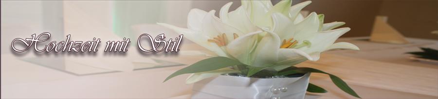 Hochzeitsdeko verleih kreis paderborn die besten momente for Hochzeitsdeko verleih